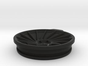 Vossen VPS304 30oz Yeti Cup Lid Sealed in Black Natural Versatile Plastic