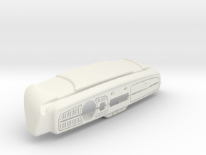 Sand Scorcher Dashboard - Body in White Strong & Flexible