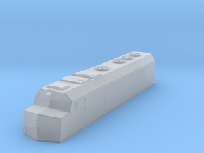 F40PH Shell - Zscale in Smooth Fine Detail Plastic
