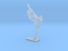 Ballerina in Smooth Fine Detail Plastic