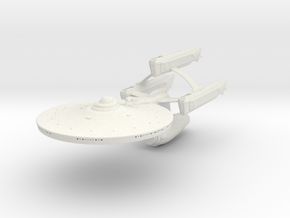 Costanza Class  A HvyCruiser in White Strong & Flexible