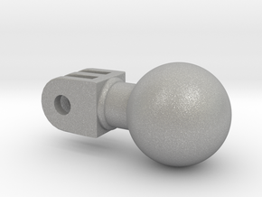 action camera ball joint in Aluminum
