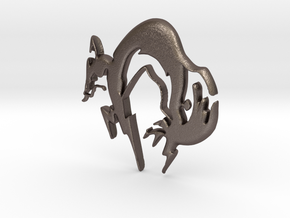 FOX in Stainless Steel