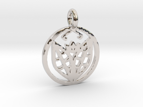 New flowers bloom in Rhodium Plated Brass