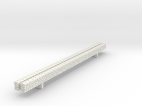NvML23 Traditional walls kit in White Natural Versatile Plastic