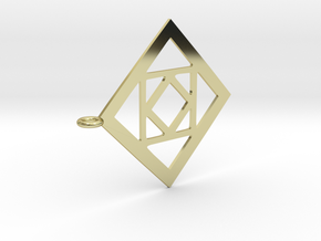 Simple Necklace in 18k Gold