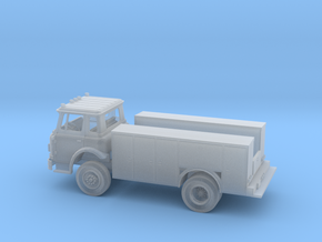 Cargostar with 14 foot Service Body in Smoothest Fine Detail Plastic