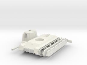 1/100 Chuyinka Assault Gun ShU-1 in White Natural Versatile Plastic