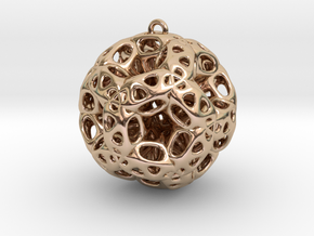Dodoulrie in 14k Rose Gold Plated