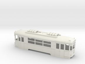 BH ohne Dachsignal in White Natural Versatile Plastic