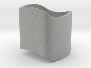 Ambiguous Cylinder Illusion in Metallic Plastic