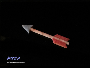 boOpGame Shop - The Arrow in Full Color Sandstone