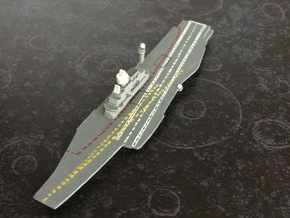 INS Vikramaditya, 1/1800 in White Strong & Flexible