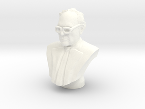 Bernie Sanders in White Processed Versatile Plastic