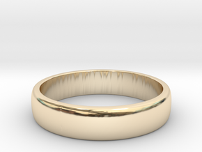 Model-3c7ecbe0884ea93bef231a43cebf1be1 in 14k Gold Plated Brass
