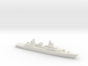 Brandenburg-class FFG, 1/2400 in White Natural Versatile Plastic