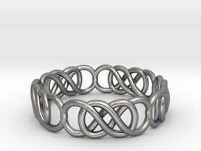 jewelry 16.9mm in Natural Silver