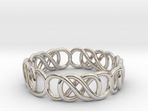 jewelry 16.9mm in Platinum