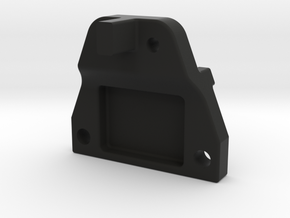 07001-S1 Cw01 Arm Center Support for Zero and 20mm in Black Natural Versatile Plastic