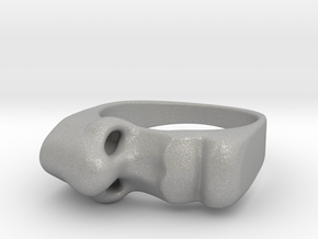 Taste and Smell ring in Aluminum: 6 / 51.5