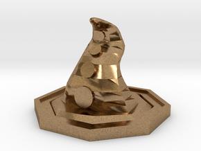 Eldritch token in Natural Brass