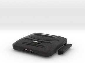 1:6 Sega Genesis (Model 02) in Full Color Sandstone