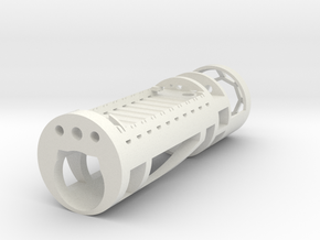 Tie I Chassis Spark in White Natural Versatile Plastic