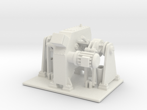 STANTUG 1907 - anchorwinch in White Natural Versatile Plastic