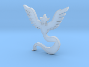 Team Mystic - Pokemon Go in Smooth Fine Detail Plastic