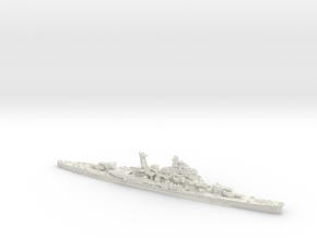 IJN CA Maya [1944] in White Natural Versatile Plastic: 1:1800