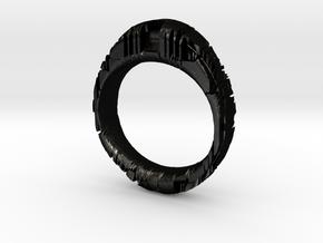 GenericLUX in Matte Black Steel