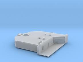 German Regelbau 446 Gun Director Bunker 1/285 in Smooth Fine Detail Plastic