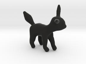 Umbreon in Black Natural Versatile Plastic