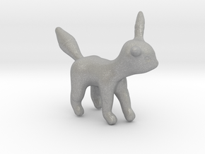 Umbreon in Aluminum