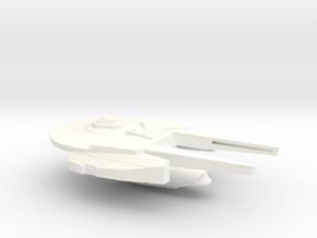 Smooth 2500 Andor 1 hulk in White Processed Versatile Plastic