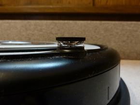 iRobot Roomba IR-Cap in Black Natural Versatile Plastic