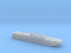 Mistral-class LHD, 1/1800 in Smooth Fine Detail Plastic