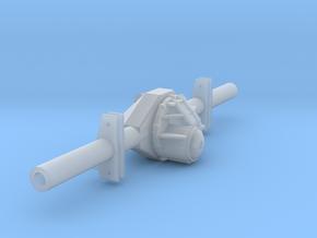 Modular Rear 1/12 in Smooth Fine Detail Plastic
