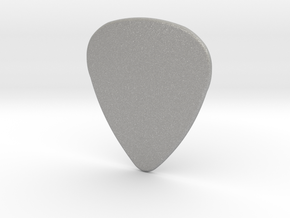 Blank Pick 1.5mm in Aluminum