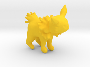 Jolteon in Yellow Strong & Flexible Polished