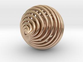Model-a245c19c33eeac2a4c82f0df1e1b805d in 14k Rose Gold Plated Brass