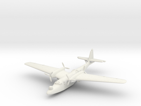 Dornier Do 26 6mm 1/285 in White Natural Versatile Plastic