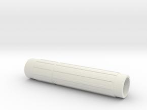EZRA2.2 in White Natural Versatile Plastic