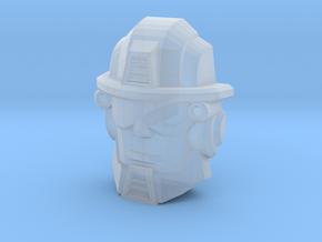 Graduate Heatwave Faceplate (Titans Return) in Smooth Fine Detail Plastic