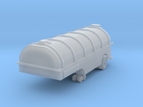 Milk Tanker Z Scale  in Smooth Fine Detail Plastic