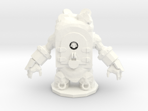 Dawngate Desecrator DG in White Processed Versatile Plastic