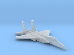 1/350 F-15C Eagle in Smooth Fine Detail Plastic