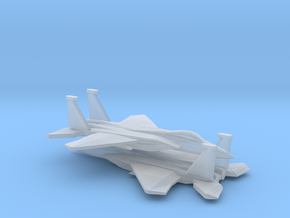 1/350 F-15C Eagle (x2) in Smooth Fine Detail Plastic