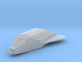 Omega-Class Shuttlecraft in Smooth Fine Detail Plastic