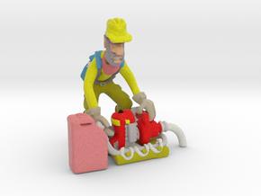 Boss Pump in Full Color Sandstone